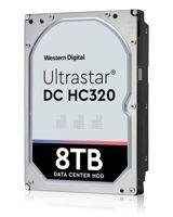 Dysk twardy Western Digital Ultrastar DC HC320 (7K8) 3.5'' HDD 8TB 7200RPM SAS 12Gb/s 256MB | 0B36399