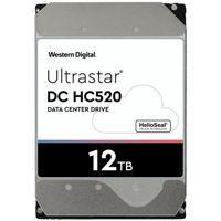 Dysk twardy Western Digital Ultrastar DC HC520 (He12) 3.5'' HDD 12TB 7200RPM SATA 6Gb/s 256MB   0F30141
