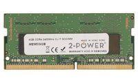 Pamięć RAM1x 4GB2-POWERSO-DIMMDDR42400MHzPC4-19200 MEM5502B